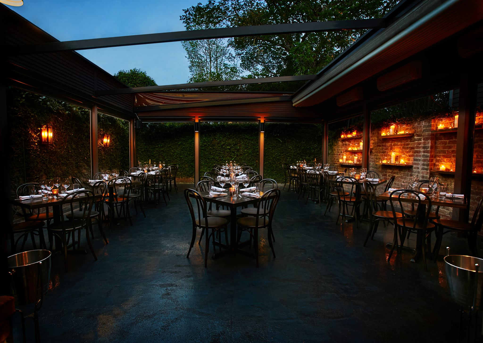 10 Louisiana Restaurants With Outdoor Dining