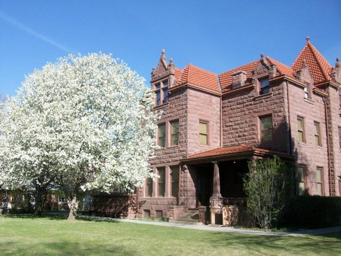 9. The Moss Mansion in Billings