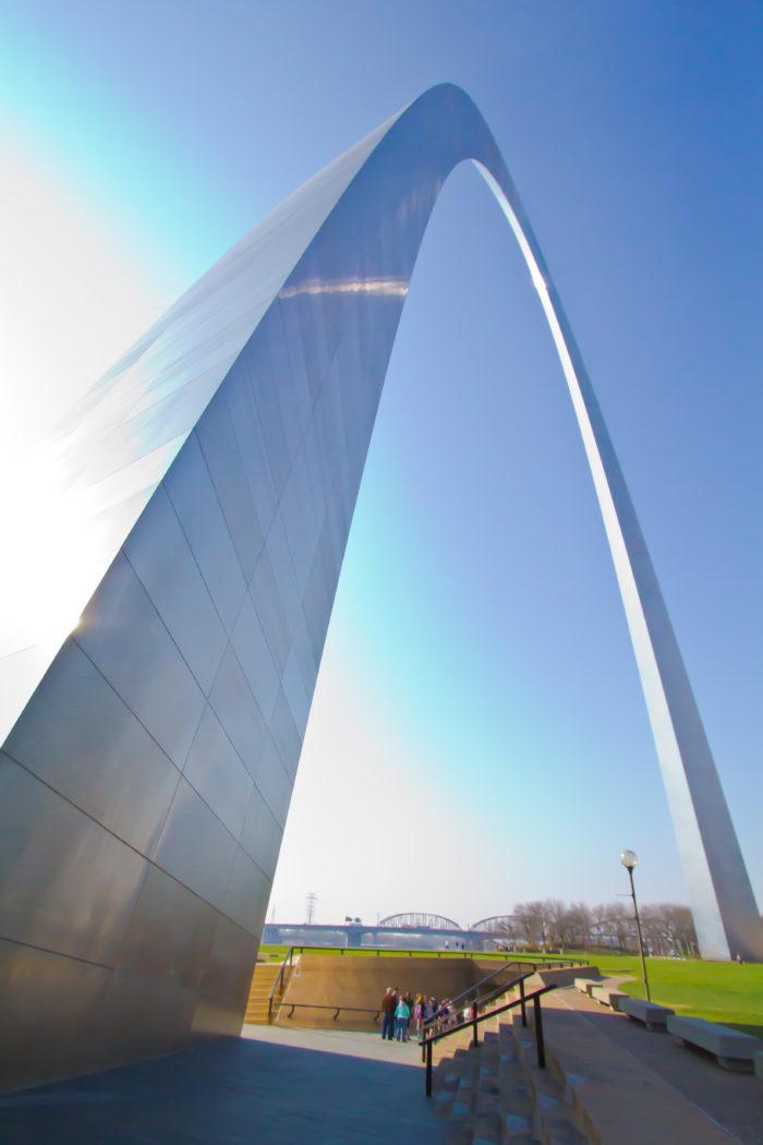 12. The Gateway Arch