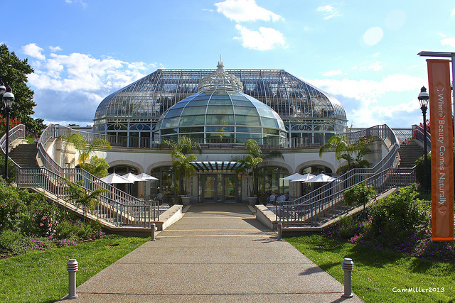 13. Phipps Conservatory