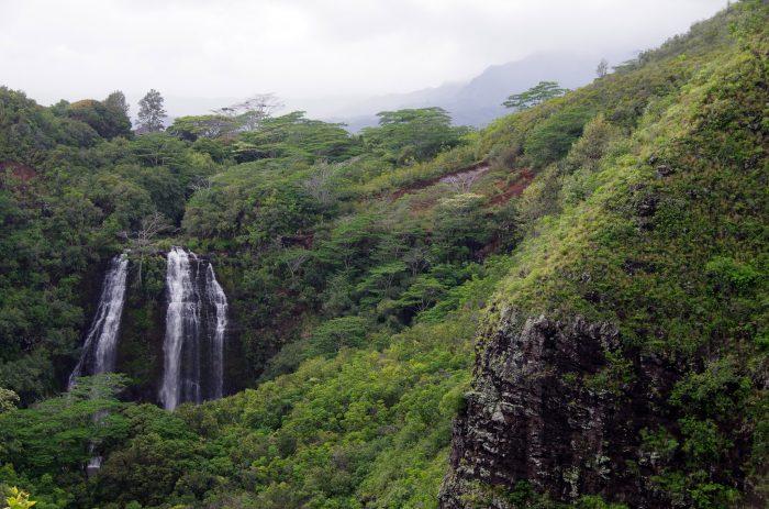 13. Opaekaa Falls