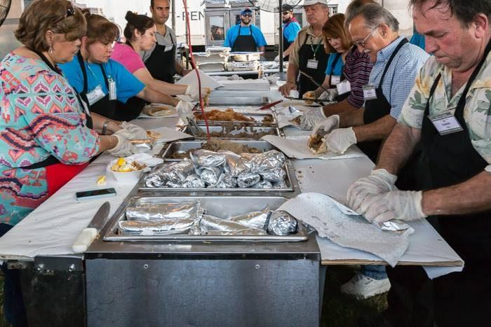 4) New Orleans Greek Festival