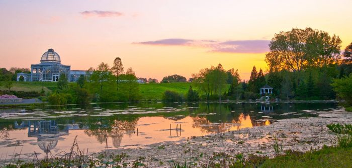 4. Lewis Ginter Botanical Garden