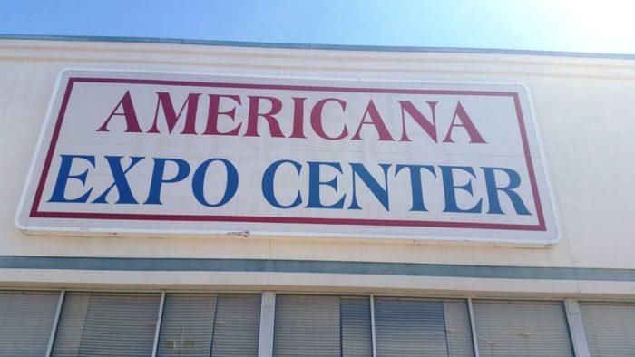 7. Americana Expo Center, Providence
