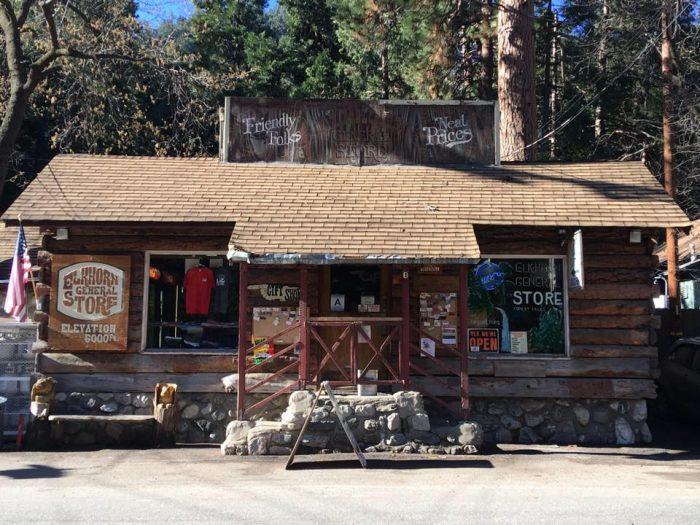 1. Elkhorn General Store -- Forest Falls