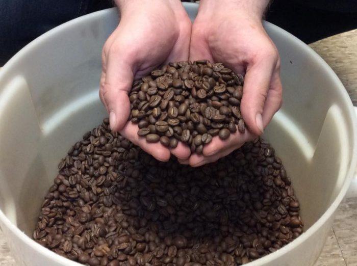 7. Drink local brews - coffee or beer!
