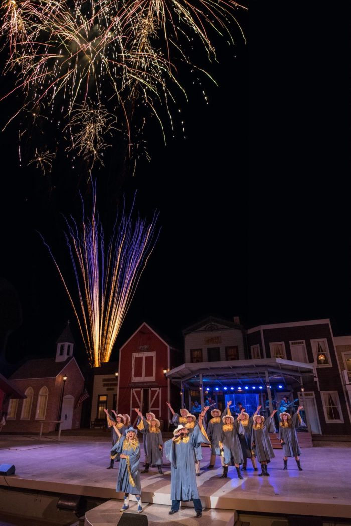 2. Medora Musical Fourth of July Event