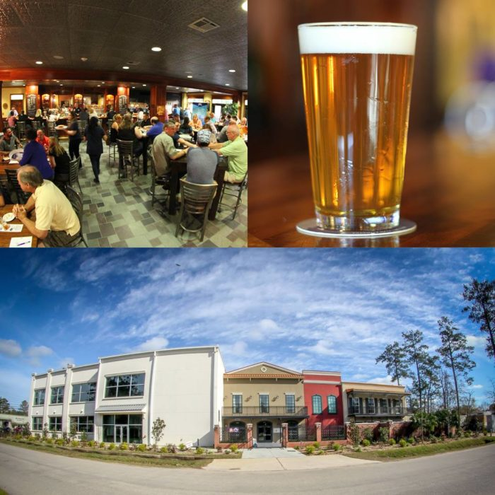 Visit the Abita Brewery.