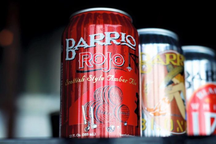 1. Barrio Brewery Tucson
