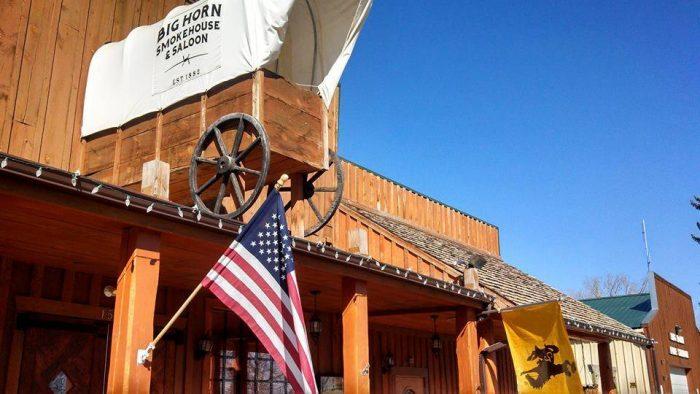 4. Big Horn Smokehouse And Saloon