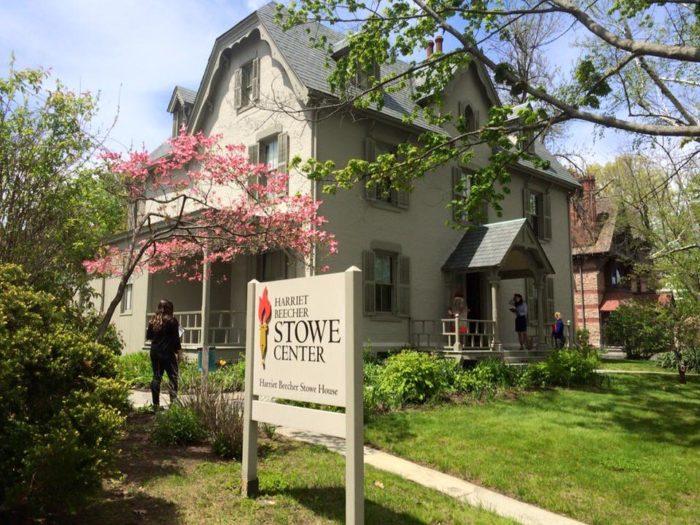 1. Harriet Beecher Stowe House (Hartford)