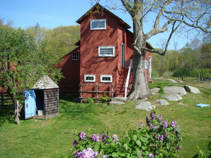 9. Weir Farm National Historic Site (Wilton)