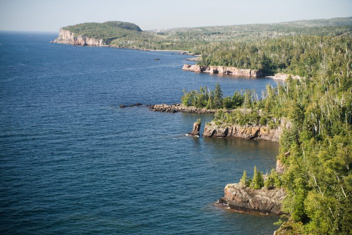 2. Shovel Point at Tettegouche State Park, Silver Bay