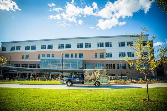 3. Wyoming Medical Center