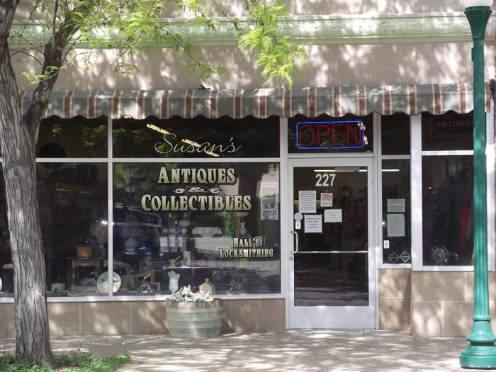 7. Susan's Antiques and Collectibles, Twin Falls