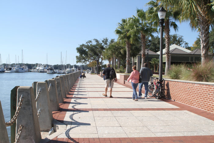 9. Beaufort's Waterfront Park