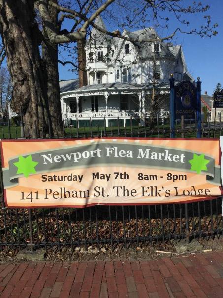 6. Newport Flea Market and Antiques
