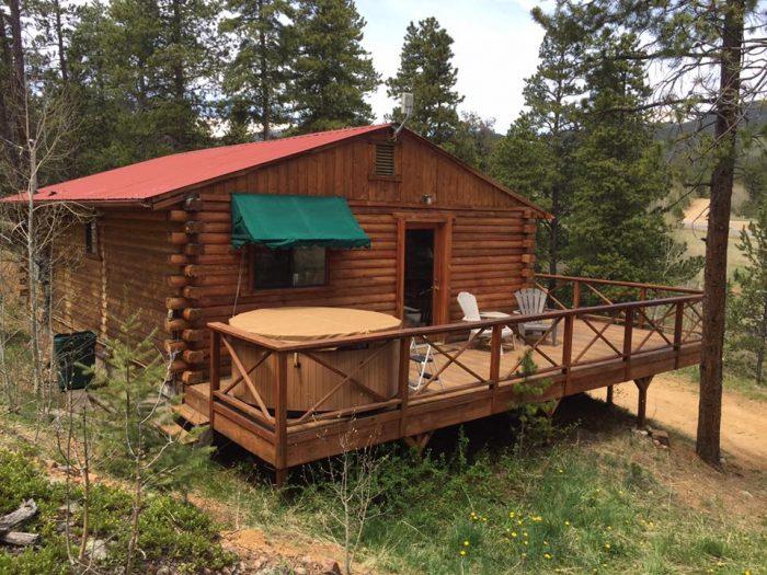 7. Deer Creek Cabin