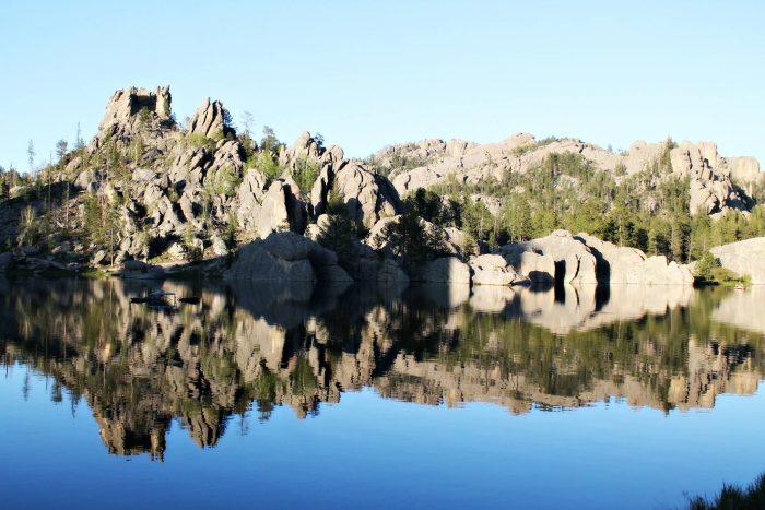6. Sylvan Lake