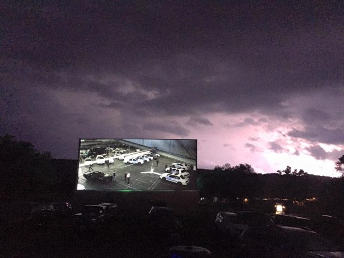 7. Catch a movie at the drive-in