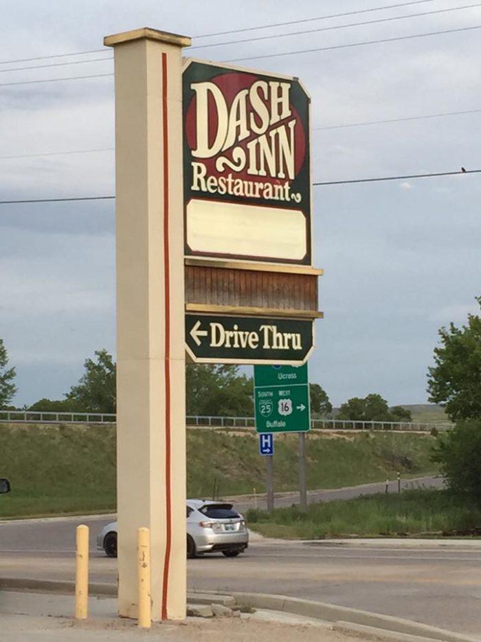 4. Dash Inn