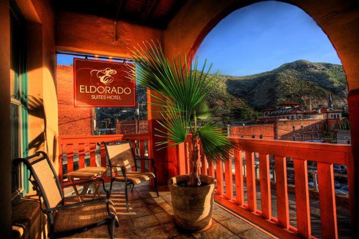2. El Dorado Suites Hotel, Bisbee