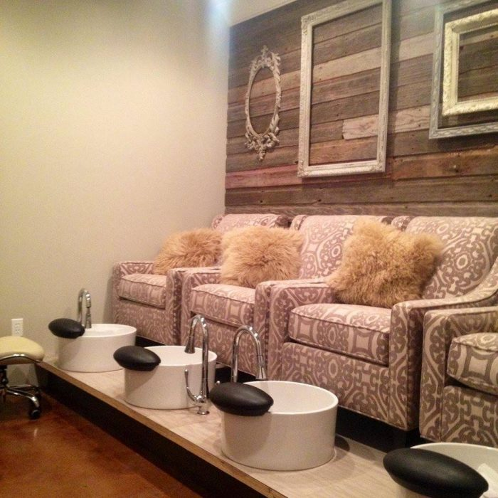 2. Pamper yourself at the Body + Soul Day and Med Spa before shopping around the downtown area.
