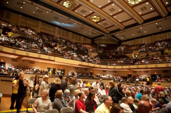 9) Backstage Music Tour at the Municipal Auditorium, 705 Elvis Presley Ave., Shreveport