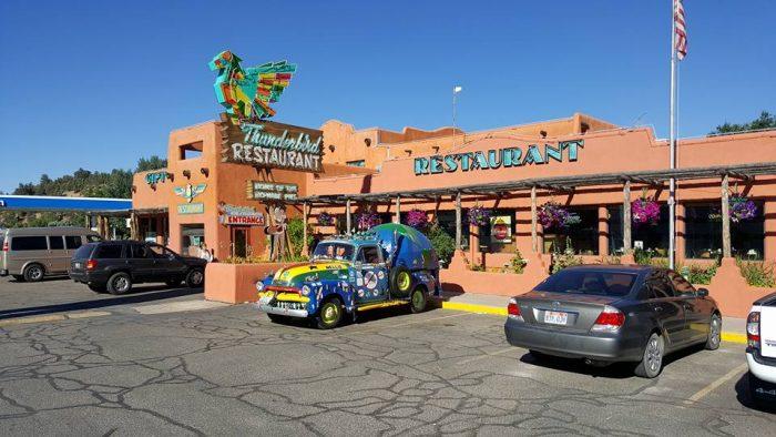14. Thunderbird Restaurant, Mt. Carmel