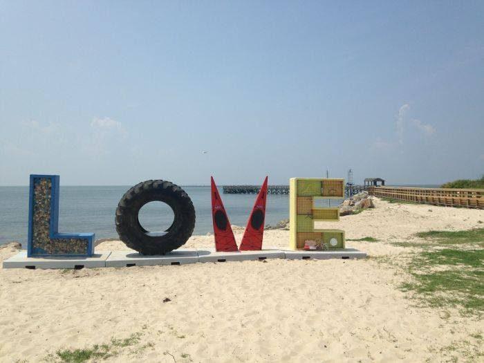 2. You'll love the beaches