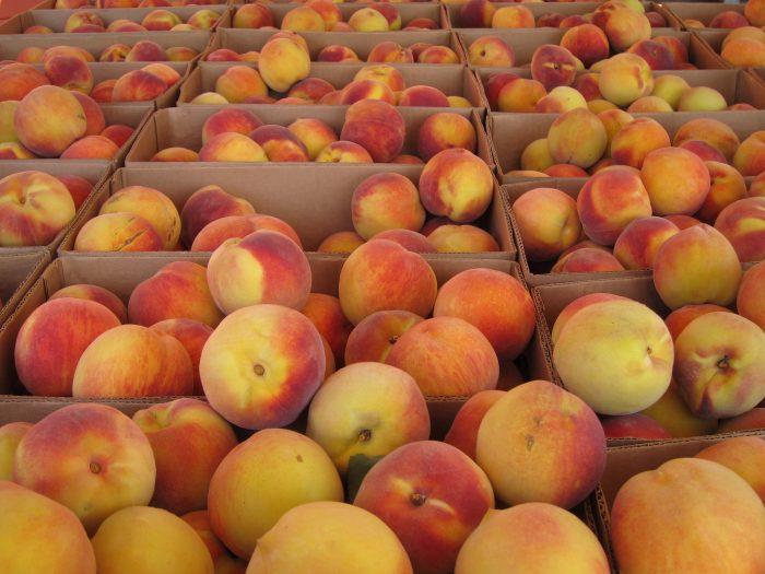 10. Peaches
