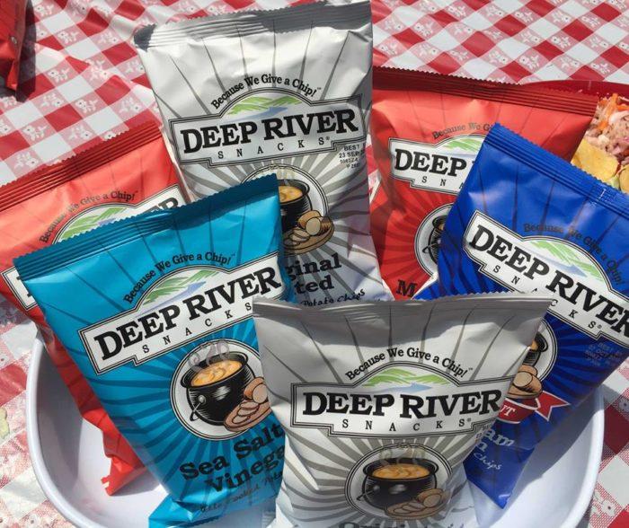 4. Deep River Snacks