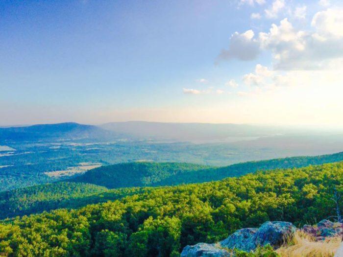 6. Mount Magazine State Park
