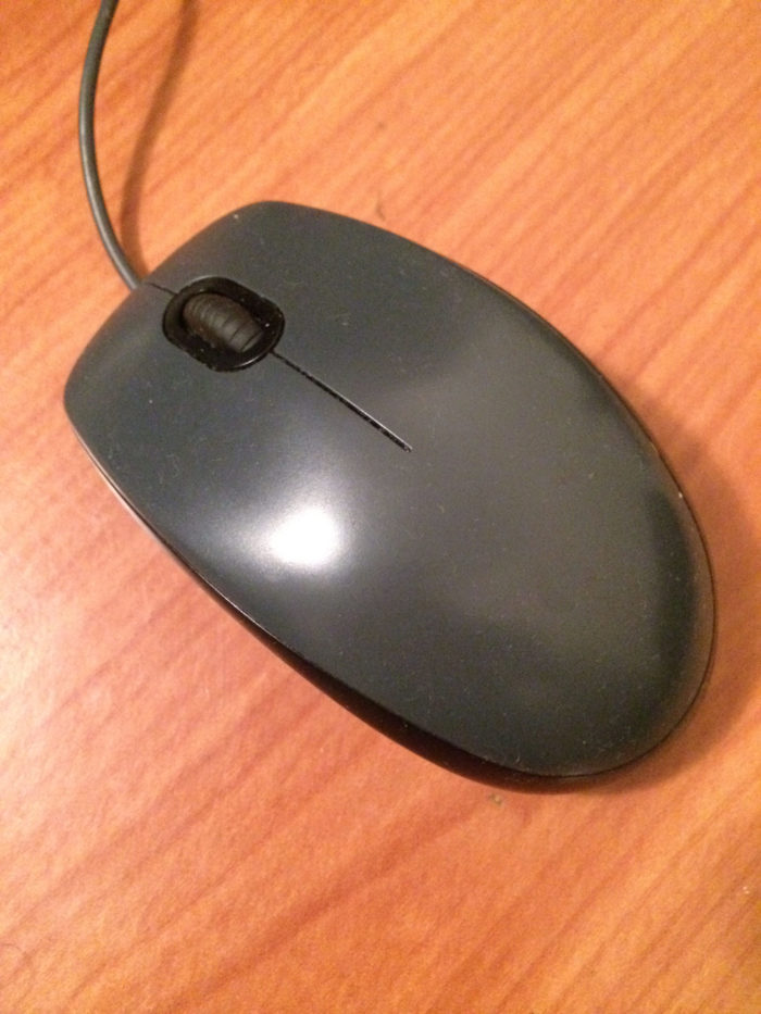 2. One of the many inventions made in Oregon is the computer mouse, which you're probably using right now!