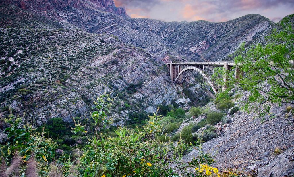 9 Scenic Drives In Arizona