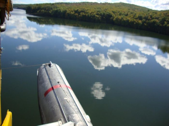 The well trained and very experienced pilots will be able to communicate with you through voice activated headphones as you get up close and personal with Connecticut's waterways.