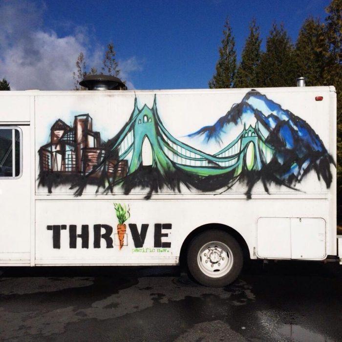 2. Thrive - NE Portland