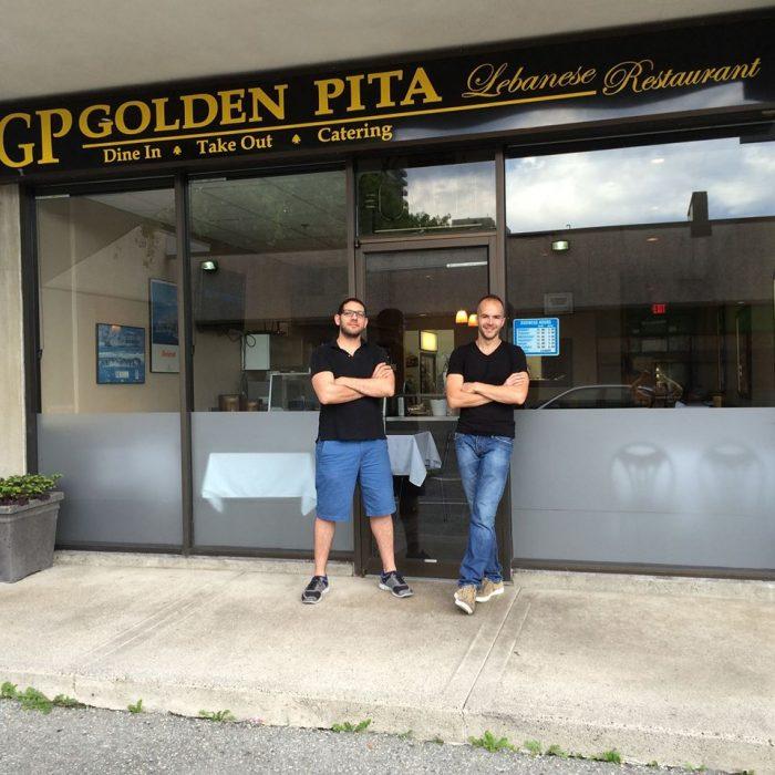 11. Golden Pita Lebanese Restaurant, 1456 Champa St.