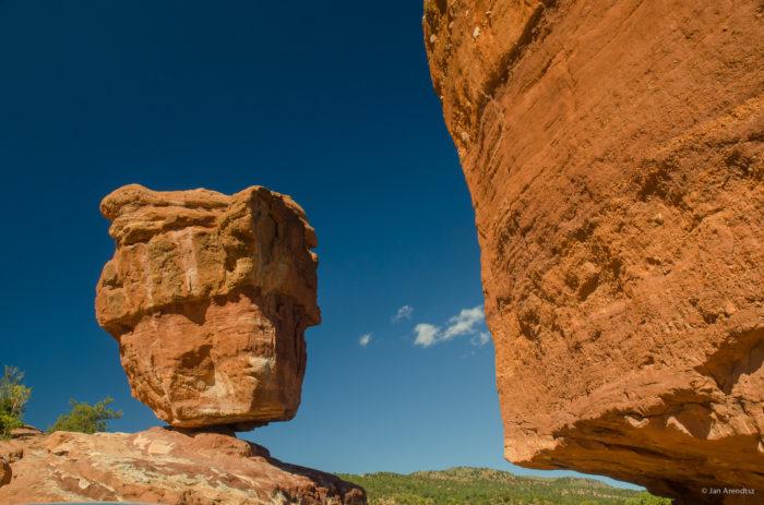 4. Garden of the Gods (Colorado Springs)