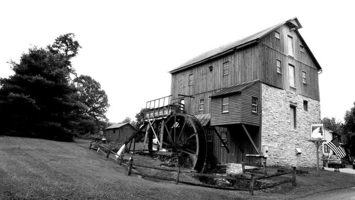 6. Wade's Mill