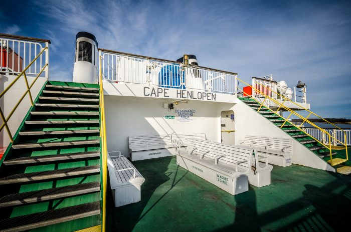 5. Cruise the Cape May-Lewes Ferry