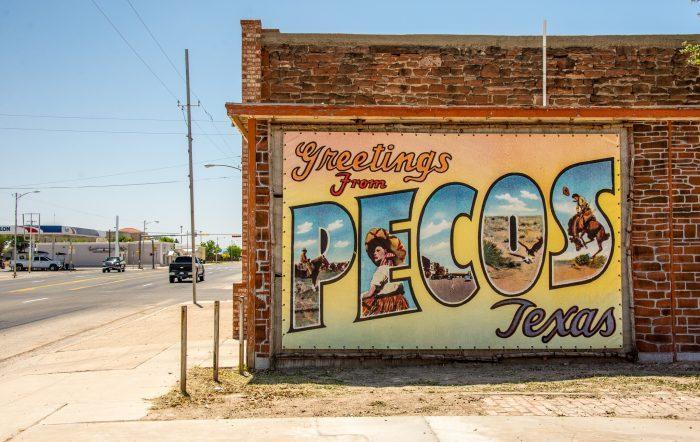11. Texas: Pecos