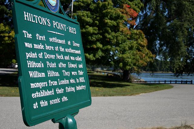 2. Hilton's Point, Dover