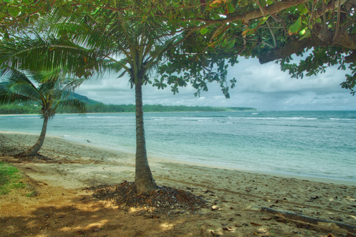 13. Anahola Beach Park