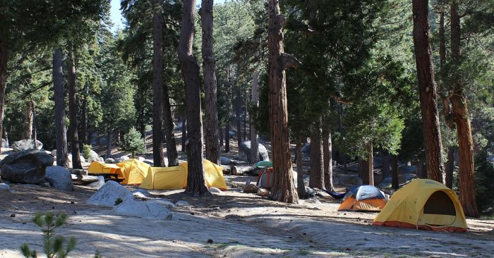 9. Black Mountain Group Campground -- Riverside County