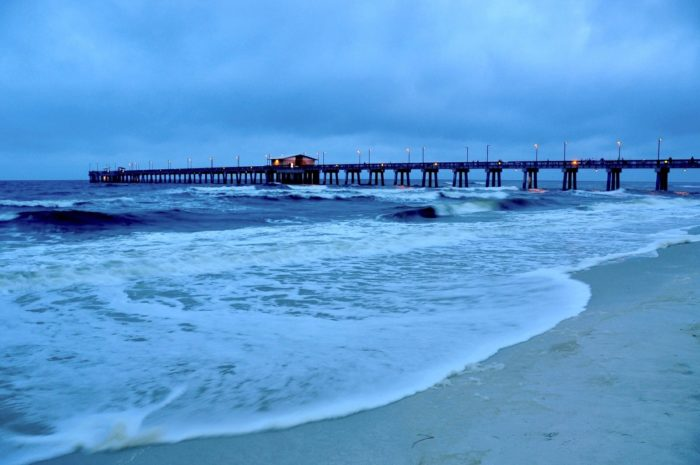 3. Nothing compares to Alabama's beautiful Gulf Coast beaches.