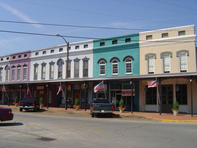 Town Square, Holly Springs 4