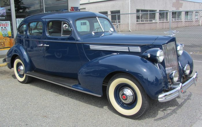 5. Detroit-based Packard Motor Car Company was the first to offer air-conditioned cars in 1939 (these A/Cs were manufactured by Cleveland-based Bishop and Babcock Co).