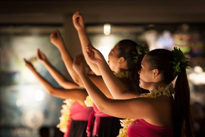 What does hula symbolize?
