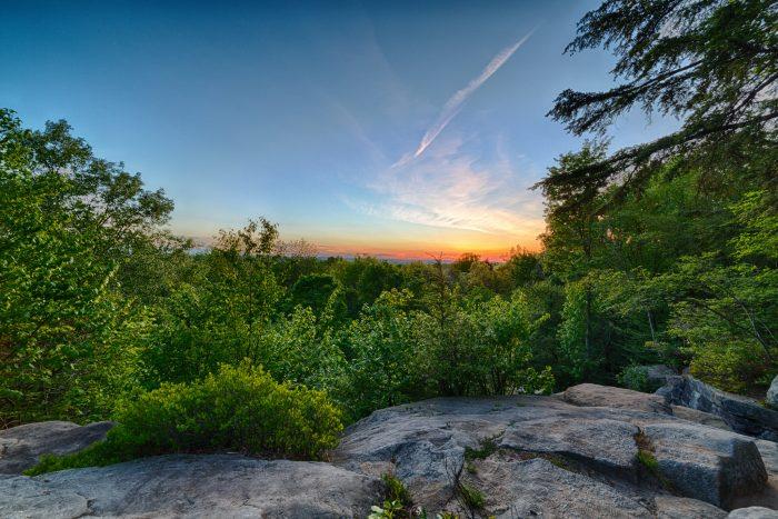 1. Ledges Overlook (Cuyahoga Valley National Park)